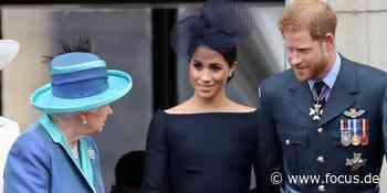 Royals: Harry und Meghan sichern Internet-Domain für Lilibet Diana - FOCUS Online