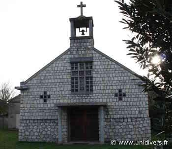 Chapelle Notre-Dame-d'Espérance – Lardy (91) Chapelle Notre-Dame-d'Espérance – 7 rue de la Houville - Unidivers