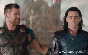 Thor 4 : Loki n'apparaîtra pas dans le film, selon Tom Hiddleston - Papergeek