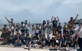 Puerto de Santa Marta, celebró el Día Mundial de los Océanos - Opinion Caribe