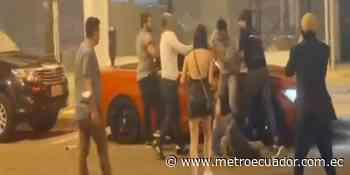 ¿Por qué se dio 'la puñetiza' en Puerto santa Ana? Metro - Metro Ecuador
