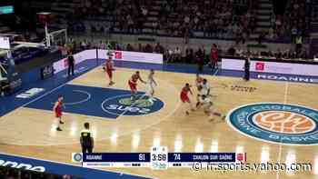 Basket - Jeep Élite : Le résumé de Roanne - Chalon-sur-Saône - Yahoo Sport