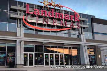 Landmark Cinemas' 13 movie theatres opening next week in BC – Kimberley Daily Bulletin - Kimberley Bulletin