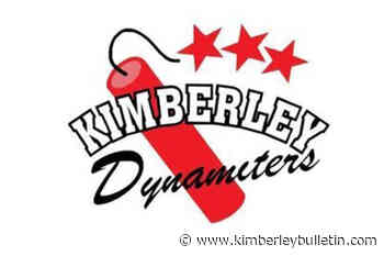 Kimberley Dynamiters sign on three new players – Kimberley Daily Bulletin - Kimberley Bulletin