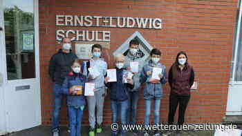 Siegerehrung wieder in der Schule - Wetterauer Zeitung