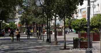 Miércoles agradable en Santiago del Estero - Vía País