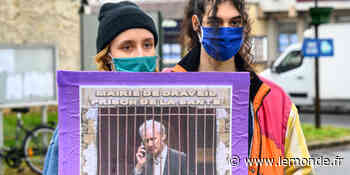 Georges Tron, maître de Draveil depuis sa cellule Condamné à trois ans de prison ferme pour - Le Monde