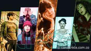 Música Lee Eye, Cabra, Ilona, Le Magdalena, Leo Aether y más estrenos de la música Anderson - Canal Trece Colombia