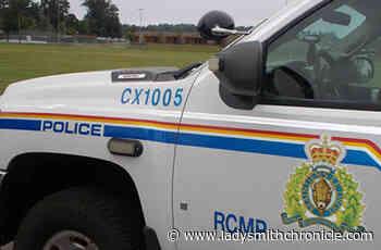Off-duty RCMP officer bear sprayed, makes arrest following Island theft – Ladysmith Chronicle - Ladysmith Chronicle