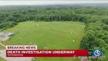 Man found dead on property of Woodbridge athletic fields - WFSB