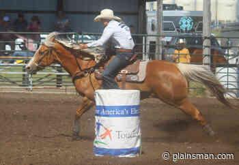 East Region High School Rodeo - Plainsman
