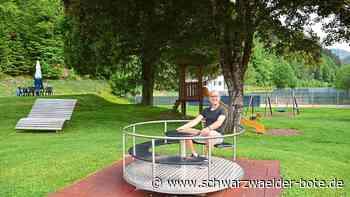 Freibad Hornberg - Voller Elan geht es in die Badesaison - Schwarzwälder Bote