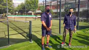 Maiolati Spontini: Inaugurato un campo da padel al Tennis Moie sporting club - Vivere Jesi