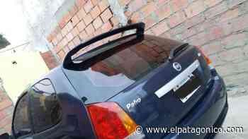 Denunció que le robaron el auto estacionado en La Loma - El Patagonico