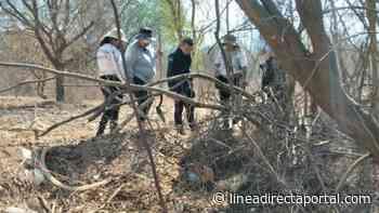 Confirman una osamenta en fosa clandestina de la Loma de Rodriguera - LINEA DIRECTA