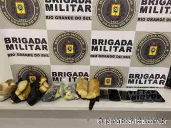 Brigada Militar prende três pessoas após arremessos no presídio de Erechim - Jornal Boa Vista