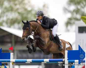 Johnny Pals beleeft succesvolle dag in Opglabbeek - Horses.nl