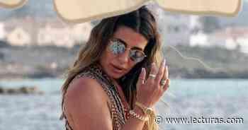 Elena Tablada se refugia en Formentera tras la muerte de su padrastro - Lecturas
