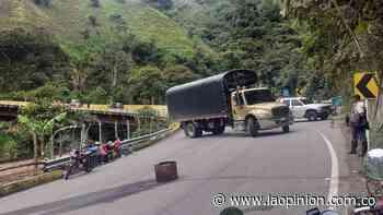 Un acuerdo que no resolvió los bloqueos en la vía a Tibú | Noticias de Norte de Santander, Colombia y el mundo - La Opinión Cúcuta