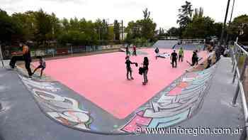 Inauguraron el skatepark de Burzaco – InfoRegión - InfoRegión