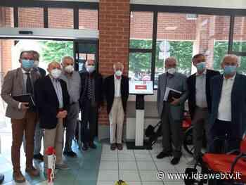 """Dagli """"Amici dell'Ospedale di Savigliano"""" all'Asl CN1 i totem per prenotare l'esame del sangue - IdeaWebTv"""