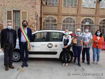 ASL CN1, Benevagienna dona un'auto al Distretto di Fossano-Savigliano - IdeaWebTv