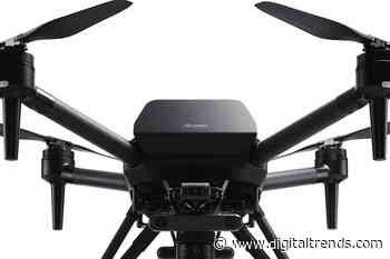 Sony's first drone, the Airpeak S1, rockets to 55 mph in just 3.5 seconds