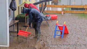 Unwetter trifft diesmal Annaberg-Buchholz - Radio Erzgebirge