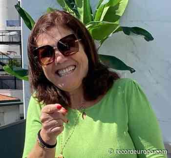 Dolores Aveiro apoia seleção nacional - Record TV Europa
