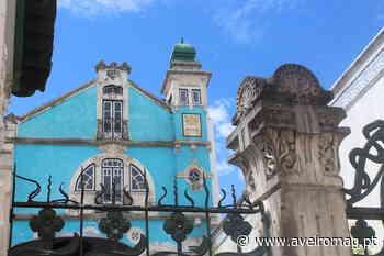 Aveiro: Festa da Arte Nova contempla viagens num balão de ar quente - AveiroMag - Aveiro Mag