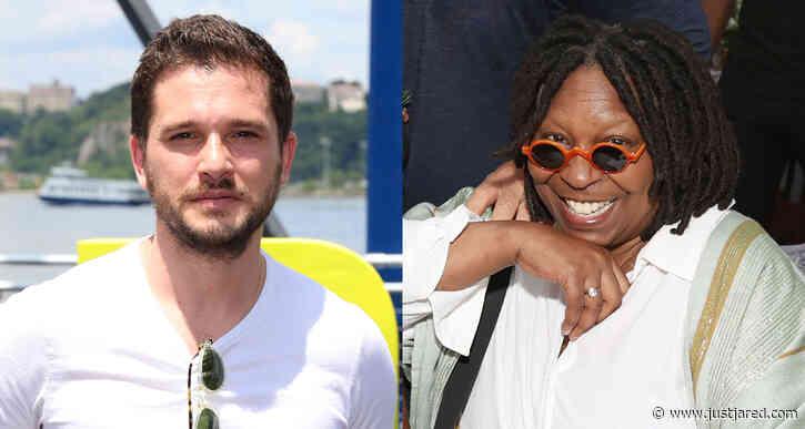 Kit Harington, Whoopi Goldberg, & More Attend Tribeca Film Festival 2021 Welcome Lunch!