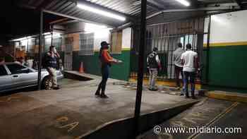 A balazos terminó un 'parking' en Lucha Franco en Las Cumbres - Mi Diario Panamá