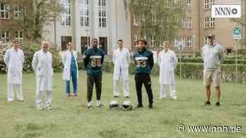 American Football in Rostock: Die medizinische Versorgung dem Leistungssport-Niveau angepasst | svz.de - nnn.de