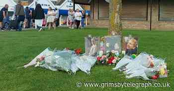 Emotional vigil held a week on after tragic deaths of Bethany Vincent and Darren Henson - Grimsby Live