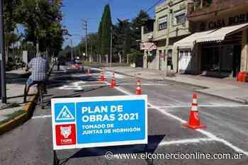 En Don Torcuato, el Municipio ejecuta nuevos trabajos de mantenimiento vial - elcomercioonline.com.ar