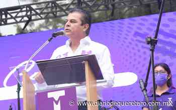 Antonio Mejía a la delantera en Tequisquiapan - Diario de Querétaro