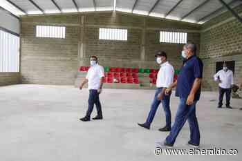 Turbaco estrenará gimnasio de boxeo en julio: alcalde - EL HERALDO