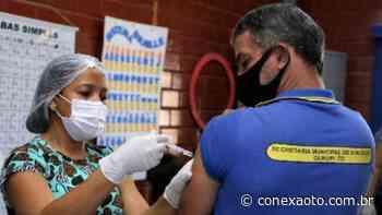 Imunização dos profissionais da Educação de Gurupi é ampliada para a faixa etária a partir de 45 anos - Conexão Tocantins