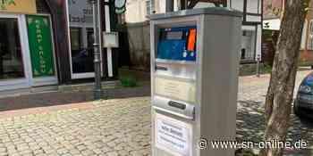 Ab jetzt möglich: Kostenlos in Rinteln parken - Schaumburger Nachrichten