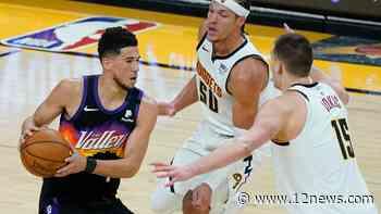 12 Sports' Cam Cox, KUSA's Jacob Tobey preview Suns vs. Nuggets Game 2 - 12news.com KPNX