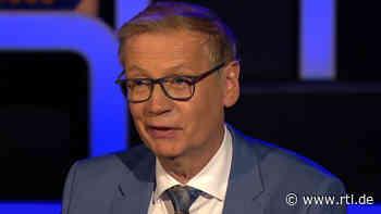Wer wird Millionär?: Was Günther Jauch Astronaut Neil Armstrong NIE fragen durfte - RTL Online