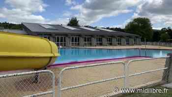 Mende : la piscine municipale rouvre avec un dispositif Covid léger - Midi Libre