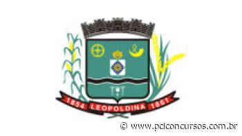 Prefeitura de Leopoldina - MG divulga um novo Processo Seletivo - PCI Concursos