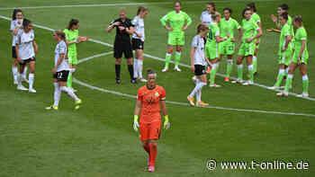 VfL Wolfsburg: Spielerinnen verpassen Meisterschaft trotz 8:0 - t-online.de