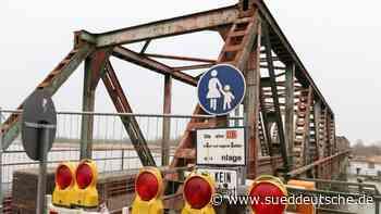 Weil sieht Bund wegen Friesenbrücken-Kosten in der Pflicht - Süddeutsche Zeitung