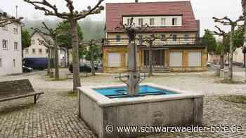 Albstadt - Stillstand am Traube-Platz - Schwarzwälder Bote
