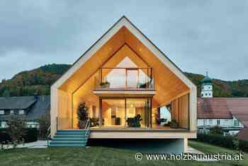 Haus R in Albstadt - holzbau austria