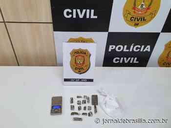 PCDF prende dupla que vendia drogas em Planaltina e Sobradinho II - Jornal de Brasília