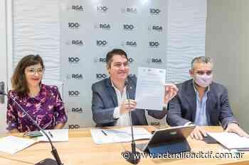 Río Grande es la primera ciudad de la Patagonia en adherirse a este Pacto de Milán por una Producción Sustentable - Actualidad TDF
