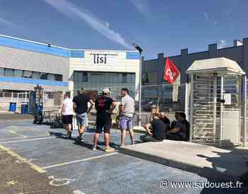 Marmande : 150 salariés de Lisi-Creuzet en grève pendant 24 heures - Sud Ouest